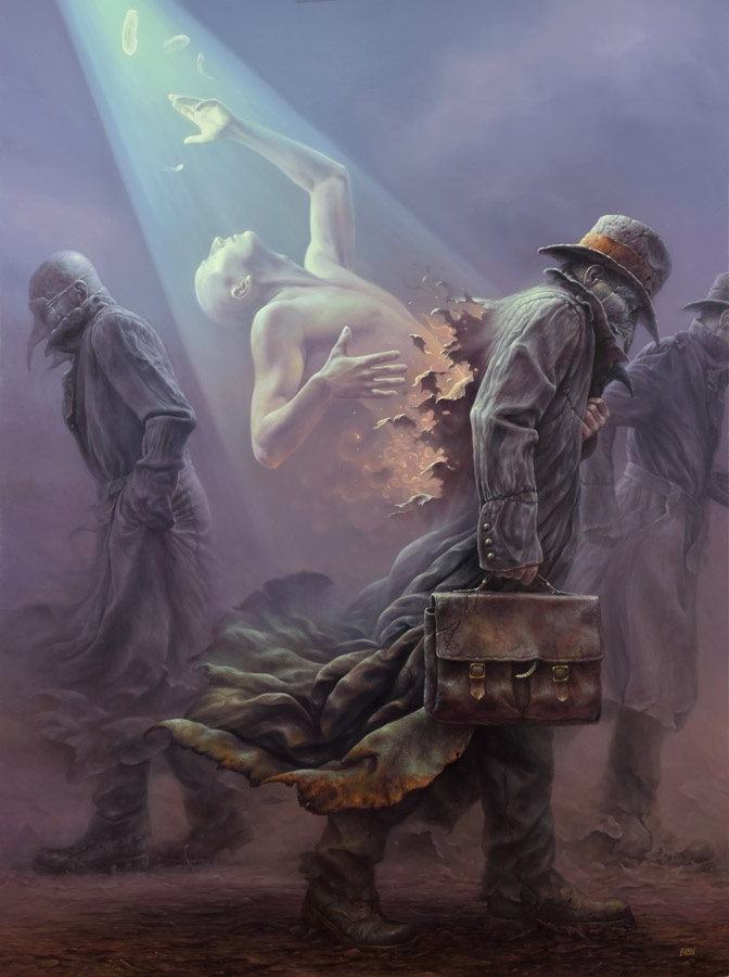 01-P15-Tomasz-Alen-Kopera-Surrealism-meets-Oil-Paintings-on-Canvas-www-designstack-co