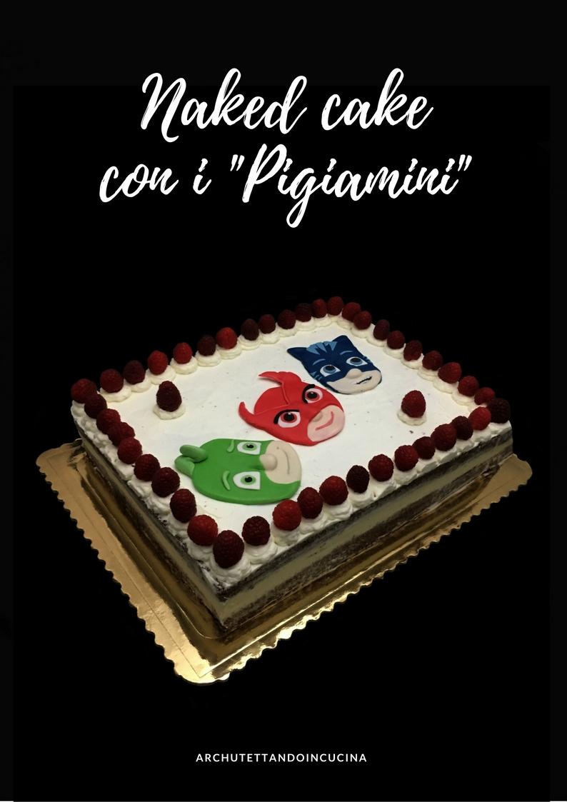 architettando in cucina: Torta di compleanno per bambini: Emma\'s cake