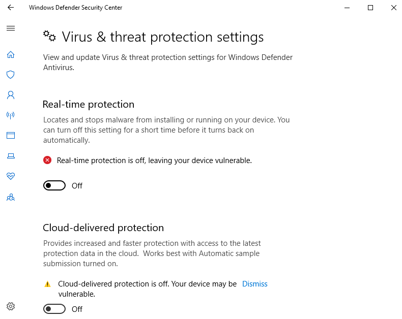 Cara Mematikan Antivirus di Windows 10 | Pondok Editor - Pondok Editor
