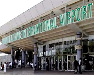 Abuja airport closed