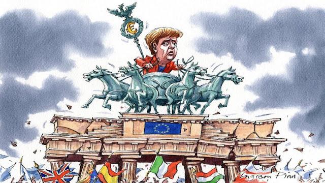 Η γερμανική ΕΕ, ο ESM και η απειλή της δραχμής