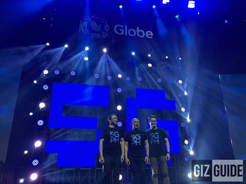 Globe-Huawei partnership is ready to bring 5G in the Philippines by Q2 of 2019!