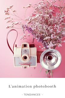 inspirations et conseils pour réaliser un photobboth à son mariage blog unjourmonprinceviendra26.com