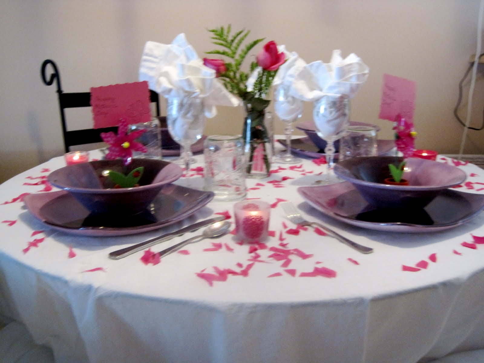 Heartland Foodie Mothers Day Brunch Part 1 Decorations