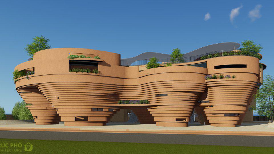 Thiết kế Bảo tàng gốm Bát Tràng