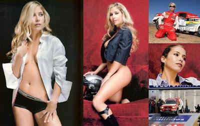 TOP tay đua nữ nóng bỏng nhất trong làng đua xe thế giới