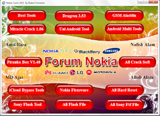 All Mobile Software Crack Flash Tool Nokia Tools v6.0 Free Download