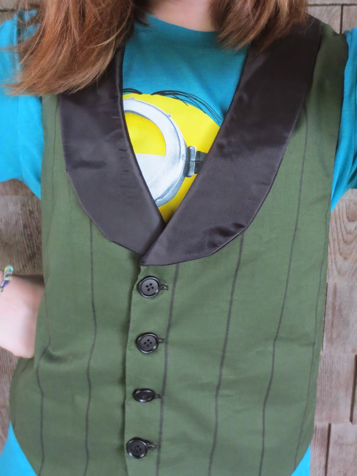 FiveVest Part To Maddog's CosplayAlois Guide Trancy Wicked zqSUVpM