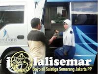 Jadwal Travel Jolalisemar Boyolali - Jakarta