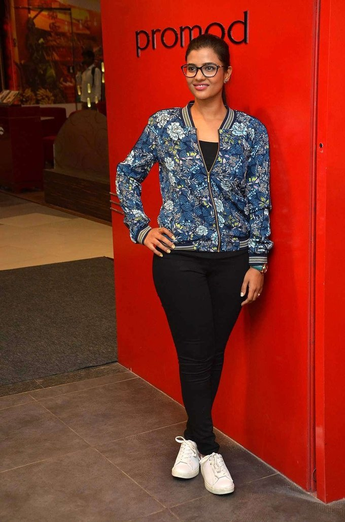 Aishwarya Rajesh at The Launch of Autumn Winter Collection 2017 Stills