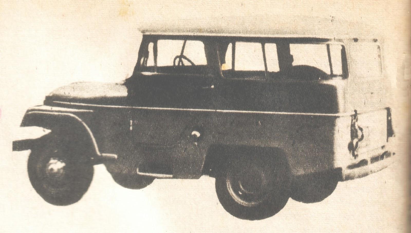 Archivo De Autos Los Jeeps Carrozados En Argentina Light Sensorldr Ofalightsensorcircuitwhenthelight Symbol3sir Carrocera Baby Rural Yicar Para Jeep Normal Foto La Revista Parabrisas Diciembre 1960