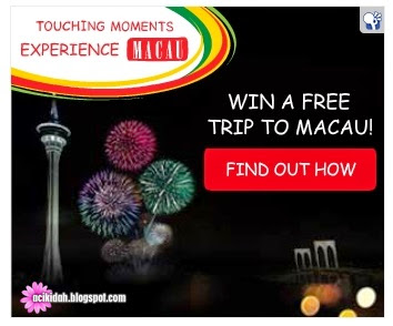 CPUV : Win a 3 days 2 nights Trip to Macau