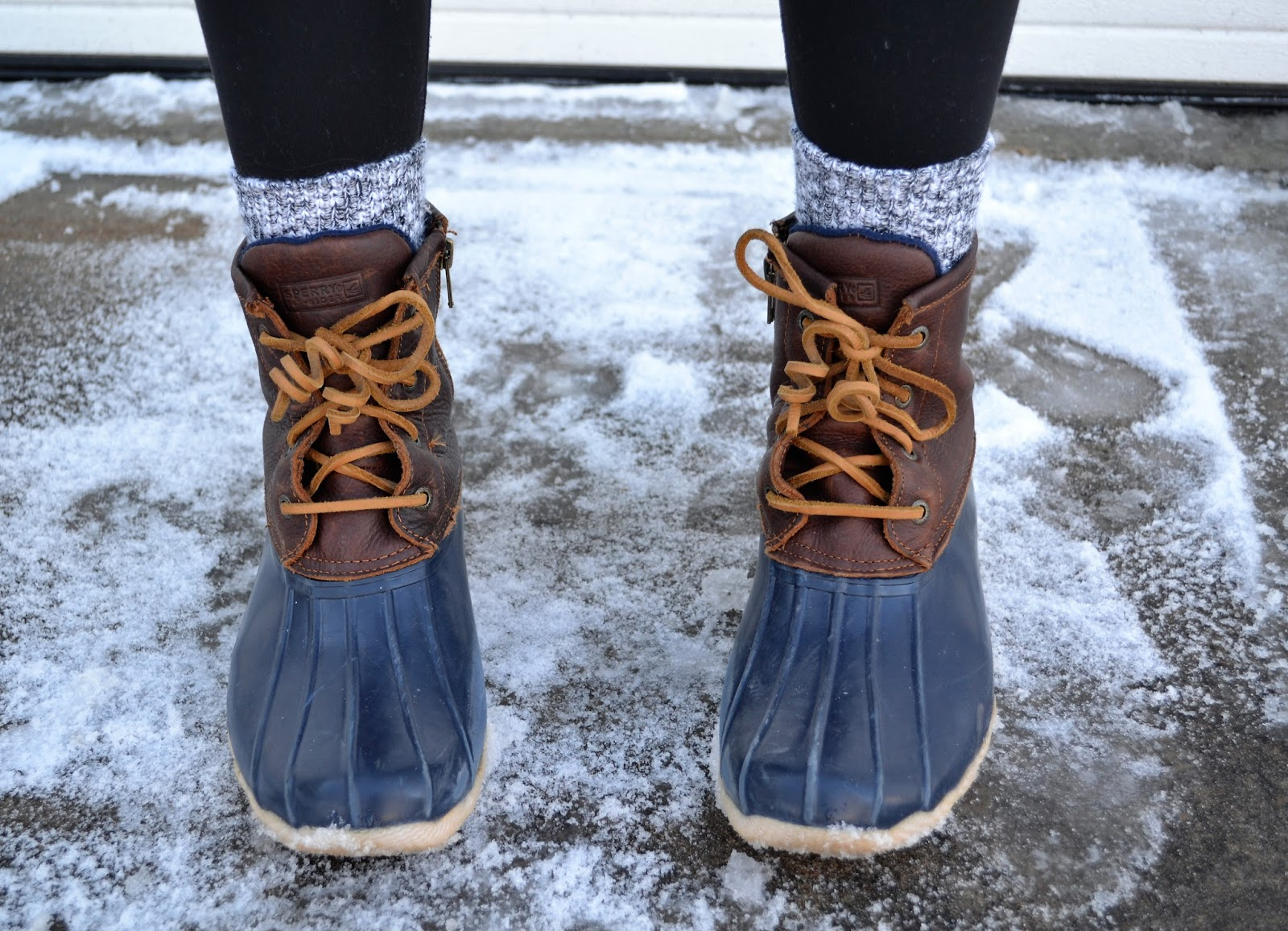 Classy Amp Clever Ll Bean Boots V Sperry Duckboots