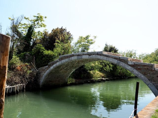 Torcello, Venezia, Ponte del diavolo