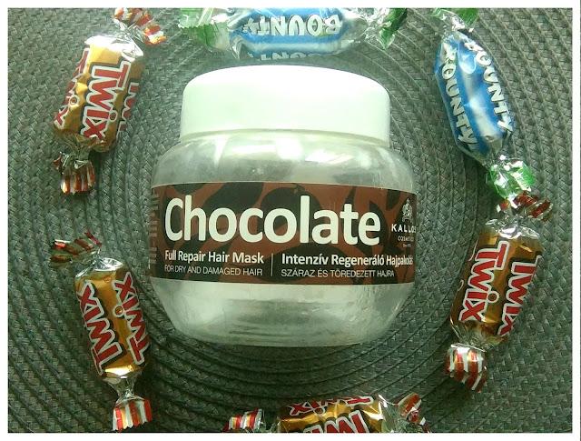 Regenerująca maska czekoladowa, Kallos- recenzja #18