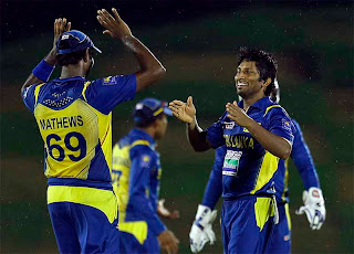 Sri Lanka clinch ODI series