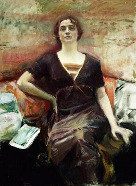 Retrato de Catalina Bárcena