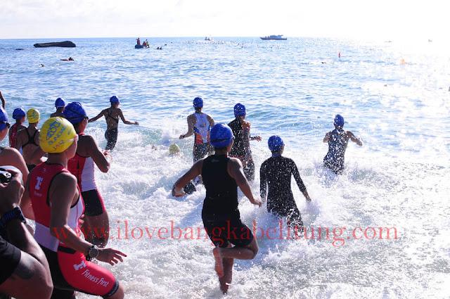 Sungailiat Triathlon 2016 promosi wisata bangka belitung
