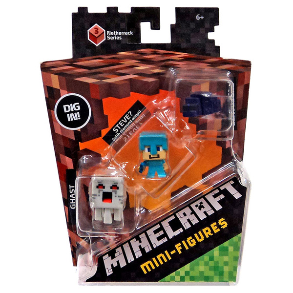 Minecraft Endermite Mini Figures Minecraft Merch
