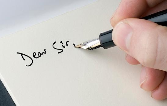 Surat Pribadi Bahasa Inggris Untuk Guru Terjemahan
