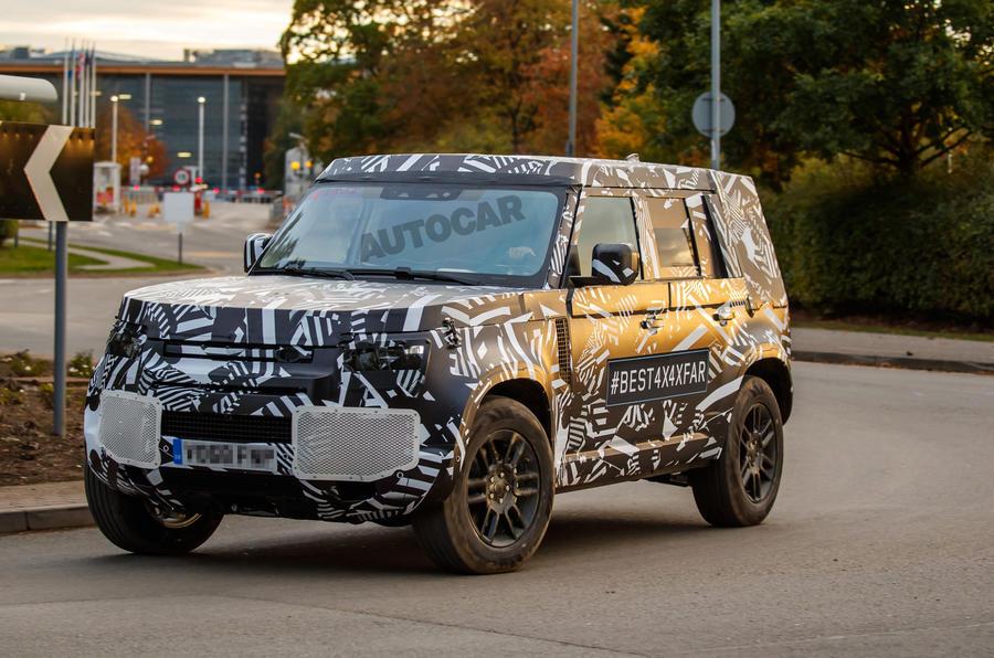 Xe Land Rover Defender Thế Hệ Mới Sẽ Ra Mắt Trở Lại Năm 2020, Mẫu 7 Chỗ SUV 4x4 Tốt Nhất thế giới, Xe Mới có công nghê gì mới