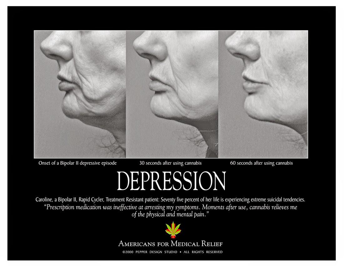 Depression after sex