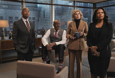 The Good Fight Season 3 Audra Mcdonald Christine Baranski Michael Boatman Delroy Lindo