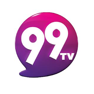 99 TV Telugu Logo