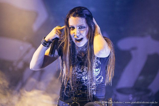 Dani Nolden, vocalista do Shadowside