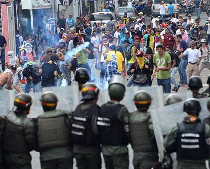 Hasta ahora han sido detenidas 208 personas por la Toma de Venezuela