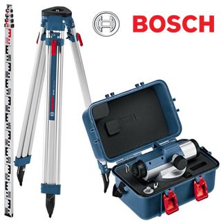Bộ máy thủy bình Bosch GOL 26D