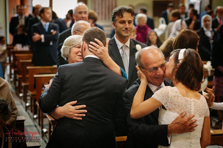 emozioni celebrazione matrimonio Genova Castelletto