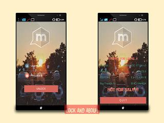 Download BBM MOD 37154 V3 V.2.12.0.9 Apk Terbaru 2016