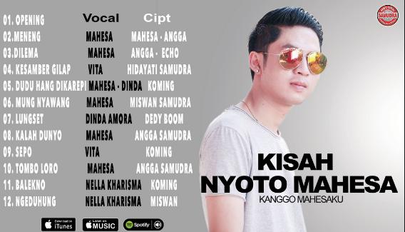 Kumpulan Lagu Full Album Kisah Nyoto Mahesa