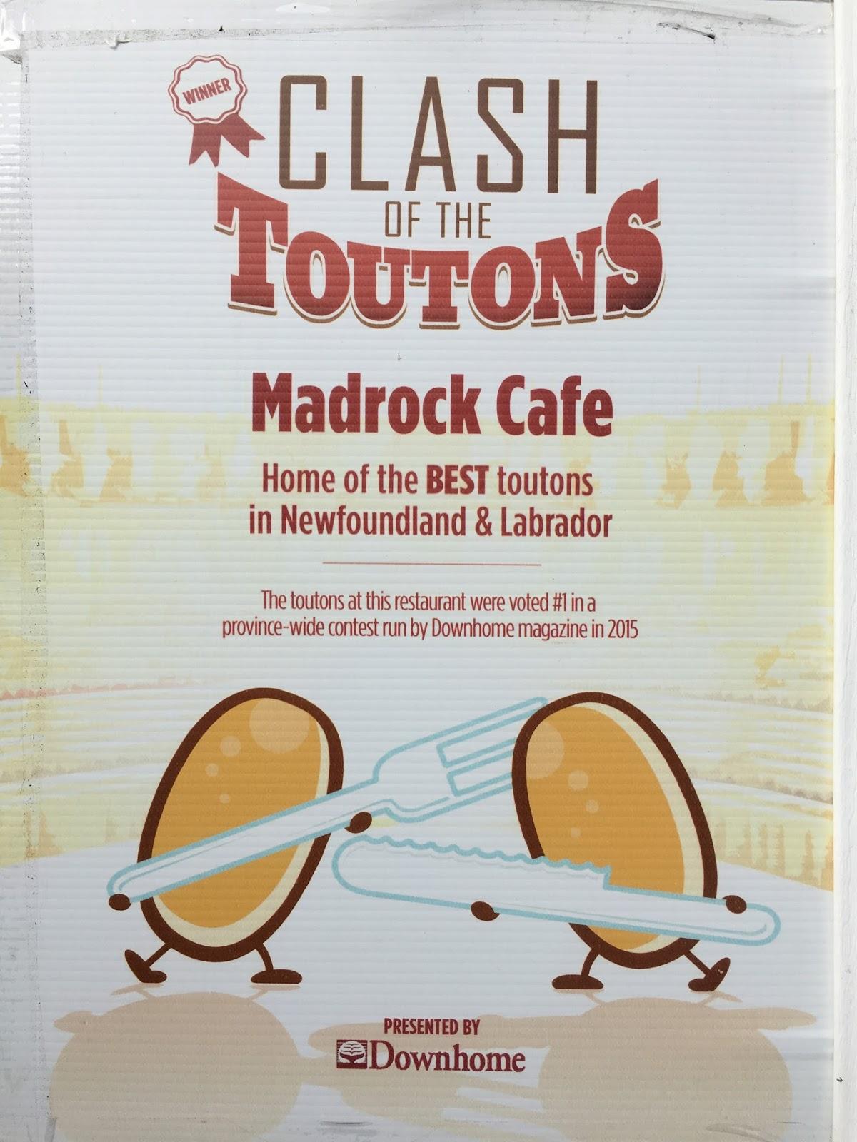 Mad Rock Cafe