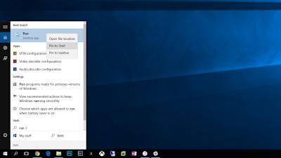2+langkah+menambahkan+Run+ke+startmenu+windows+10
