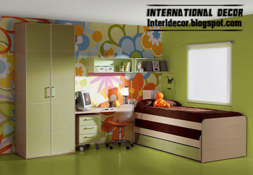 Kids S Room Painting Colors And Wallpaper