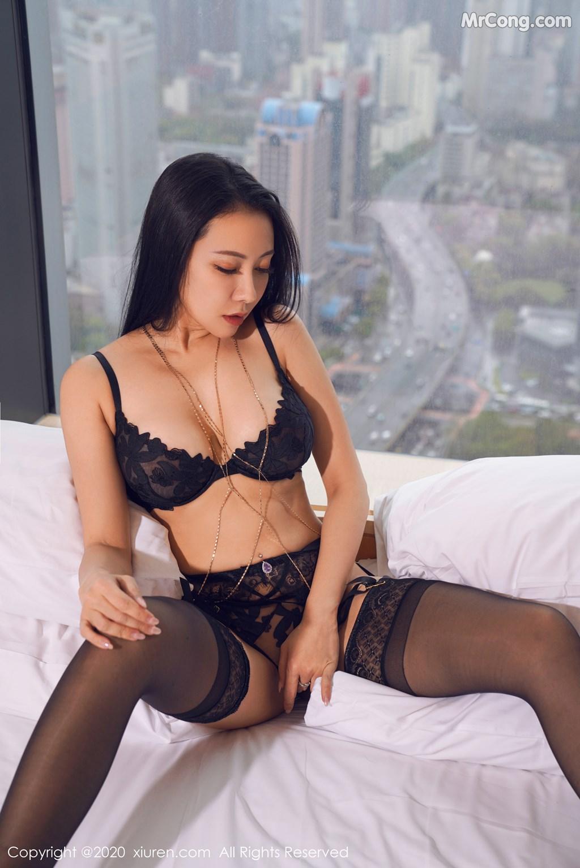 Image XIUREN-No.2142-Victoria-Guo-Er-MrCong.com-010 in post XIUREN No.2142: Victoria (果儿) (59 ảnh)