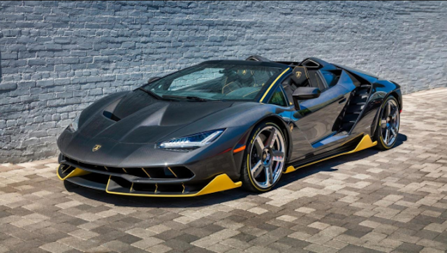 Lamborghini Centenario Roadster 2018, Concept Design, Efficiency, Price