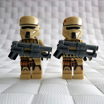 Scarif Stormtoopers