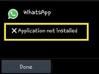 """4 Langkah Mudah Mengatasi """"Application Not Installed"""" di Android Menggunakan Root Explorer 3.2. Pengguna Root Android Masuk!!"""