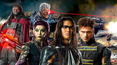 """טריילר ראשון ויחיד ל""""אקס-מן: המוטאנטים החדשים""""; תאריך יציאה ל""""גמביט"""" נחשף"""