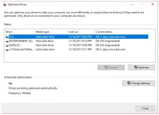 Cara Mengetahui Tipe Driver Komputer (SSD atau HDD)