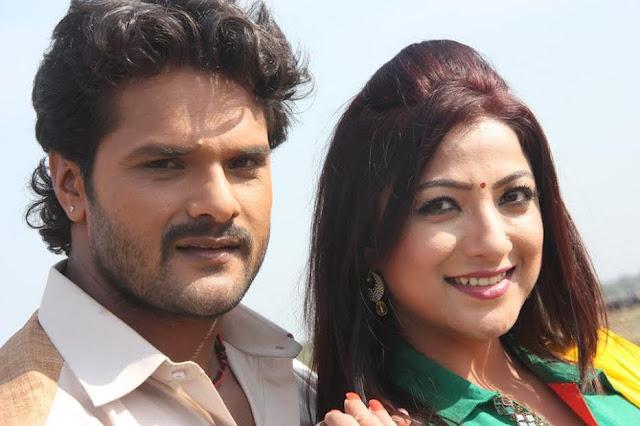 खेसारी और स्वीटी एक साथ ''होगी प्यार की जीत'' में पहली बार  | First Time Khesari Lal Yadav & Sweety Chhabra in 'Hogi Pyar Ke jeet' together