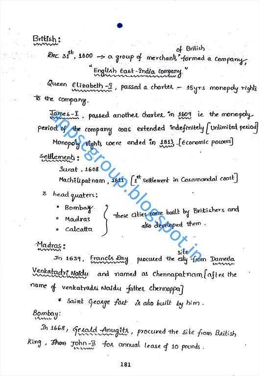 Anthropology PDF Notes For UPSC Exam