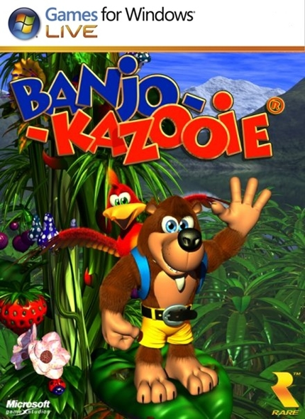 banjo kazooie for pc is released project64 forums