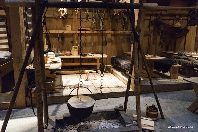 Museo Vikingo - Islas Lofoten por El Guisante Verde Project