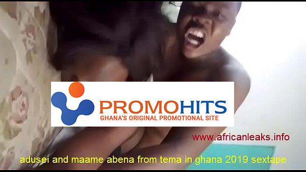 WATCH New Ghana sextape 2020 video Adusei and Maame Abena -Promohitz