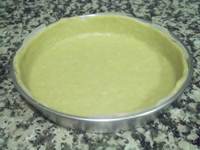 Masa de aceite de oliva