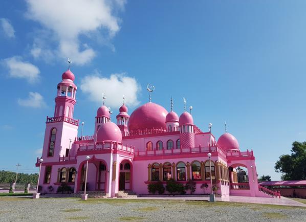 pink mosque cotabato